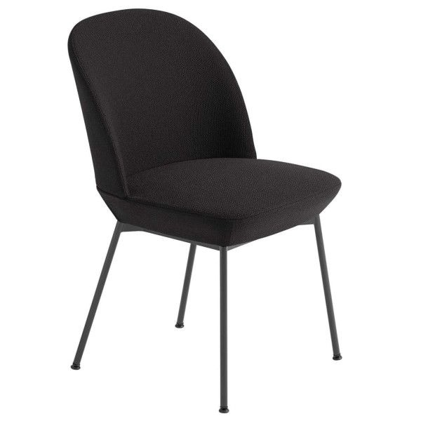 Prominent Stoelen Outlet.Muuto Oslo Side Chair Upholstered Nordic New