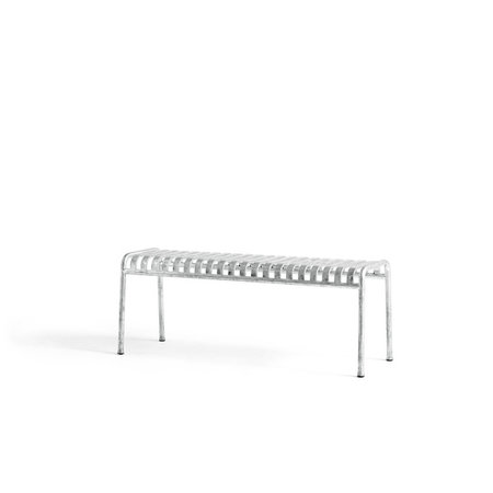HAY HAY PALLISSADE TABLE HOT GALVANISED SQUARE