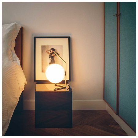 FLOS  IC LIGHTS T1  LOW TABLE LAMP