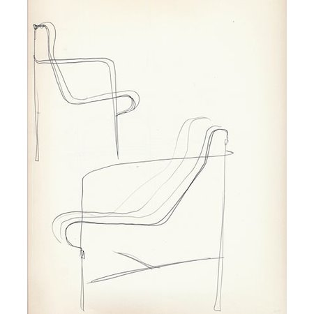 HAY HAY PALISSADE LOUNGE CHAIR HOT GALVANISED