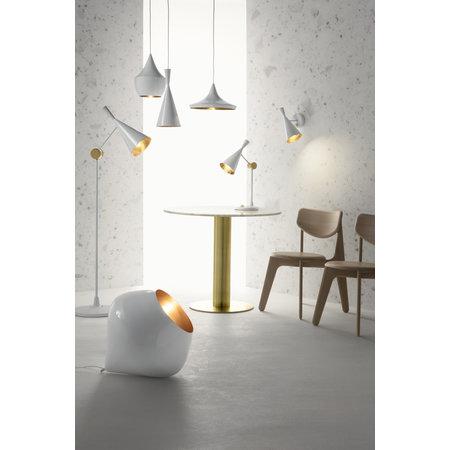 TOM DIXON  BEAT TABLE LAMP WHITE
