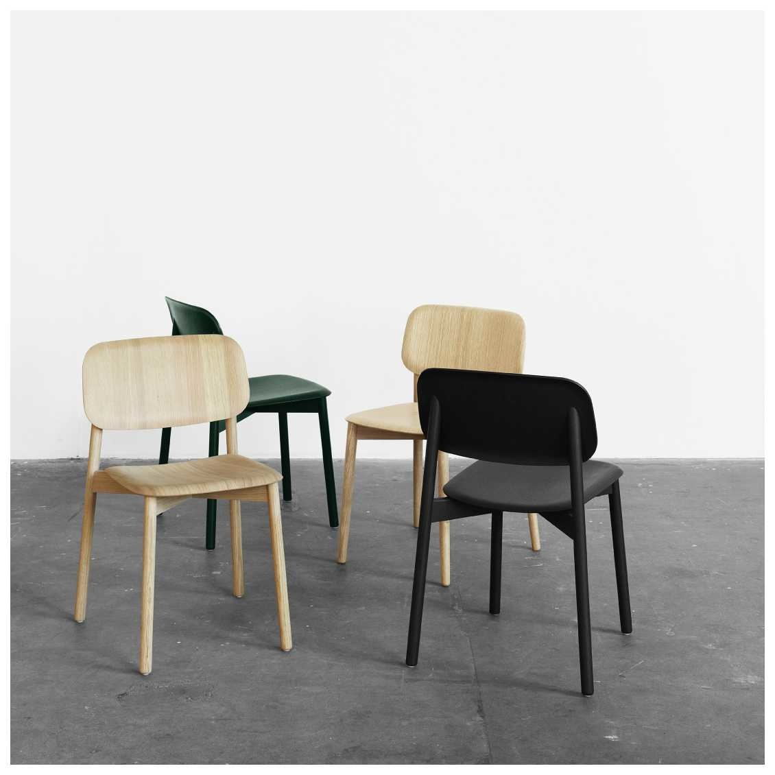 About A Chair 12 Side Chair.Soft Edge 12 Chair Nordic New