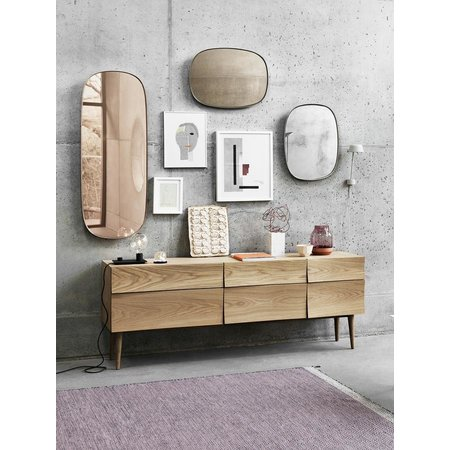 MUUTO  REFLECT SIDEBOARD LARGE CABINET