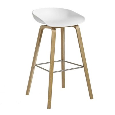 HAY AAS 32 STOOL SOAPED 64 CM.