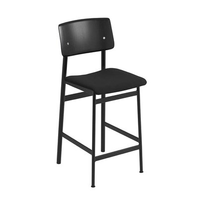 MUUTO LOFT BAR STOOL UPHOLSTERED