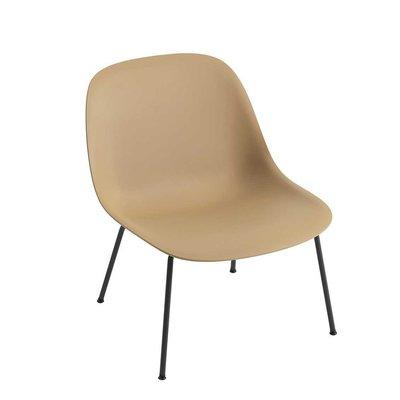 MUUTO Fiber lounge stoel - tube poten