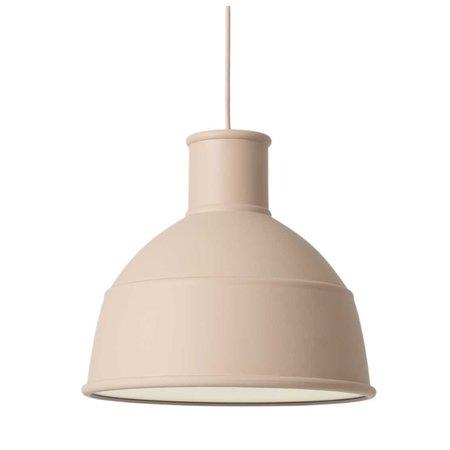 MUUTO UNFOLD PENDANT LAMP RUBBER