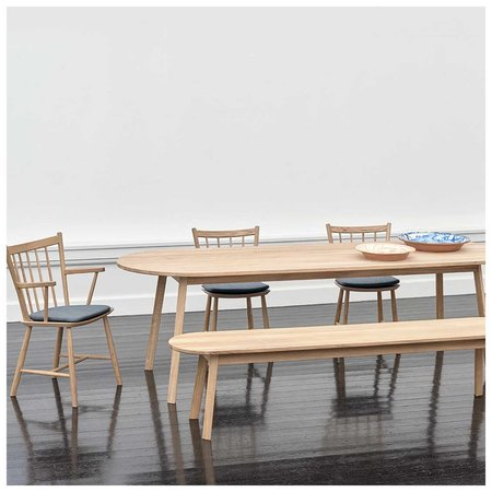 HAY TRIANGLE LEG TABLE