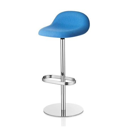 GUBI 3D BAR STOOL SWIVEL UPHOLSTERED
