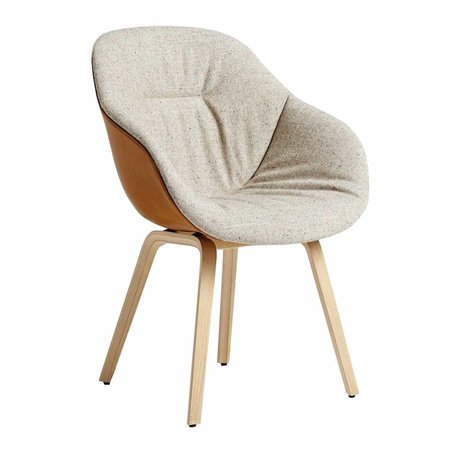 HAY AAC 123 SOFT CHAIR, UPHOLSTERED