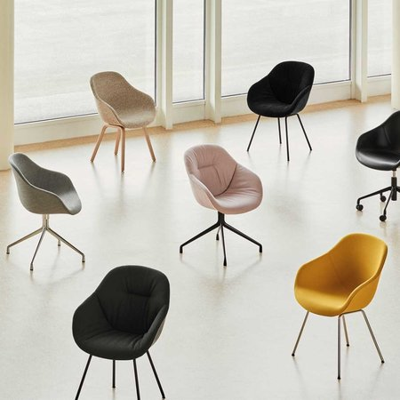 HAY AAC 127 CHAIR, UPHOLSTERED