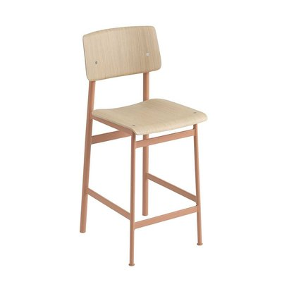 MUUTO LOFT BAR STOOL OAK