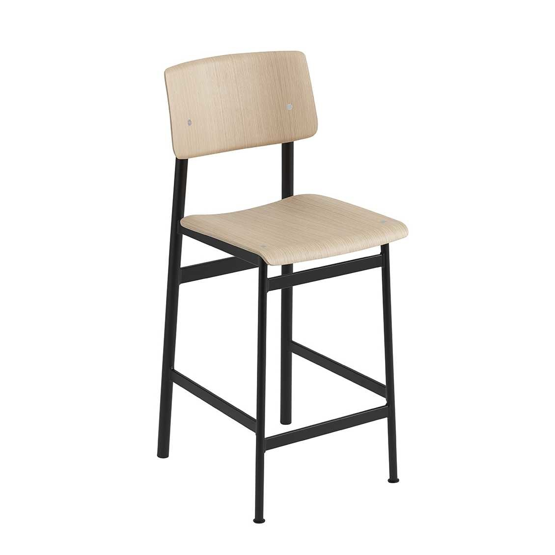 Fantastic Loft Bar Stool Oak Beatyapartments Chair Design Images Beatyapartmentscom