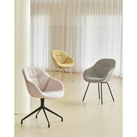 HAY AAC 127 SOFT CHAIR,  MAT LACQUERED