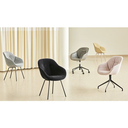 HAY AAC 127 SOFT CHAIR, UPHOLSTERED