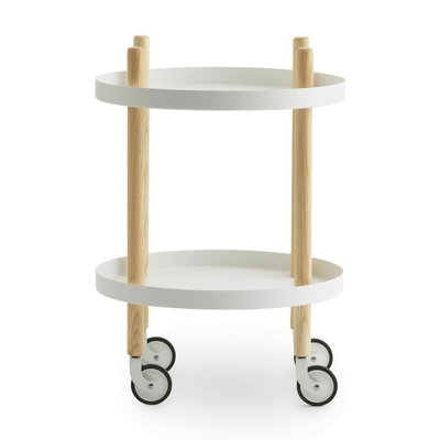 NORMANN COPENHAGEN BLOCK TABLE - ROUND