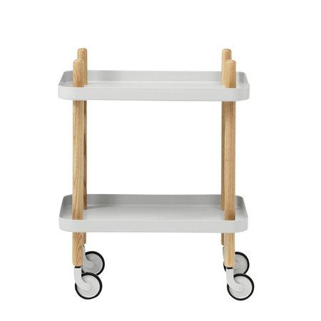 NORMANN COPENHAGEN DESIGN BLOCK TABLE
