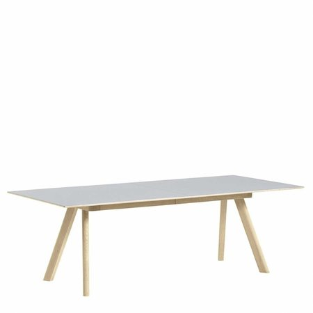 HAY CPH 30 DINING TABLE,  EXTENDED