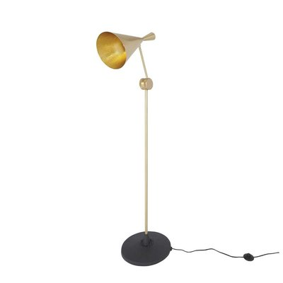 TOM DIXON BEAT FLOOR LAMP BLACK