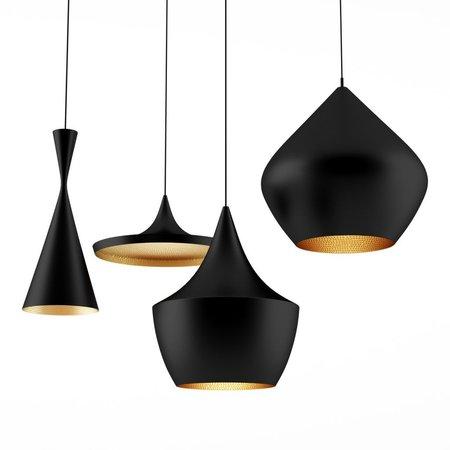 Hedendaags Beat lamp voor bv hal of hoog plafon. - Nordic New OO-04
