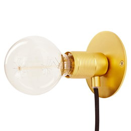 FRAMA E27 WALL LAMP METAL