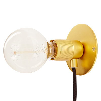 FRAMA E27 WALL LAMP - METAL - 10 CM.