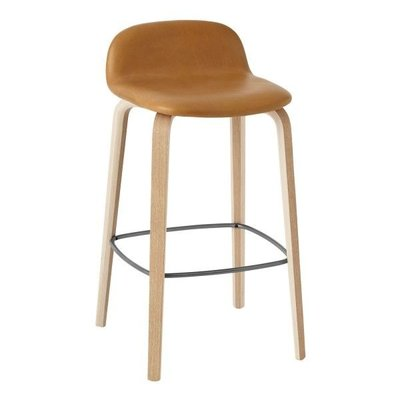 MUUTO VISU BARSTOOL LEATHER