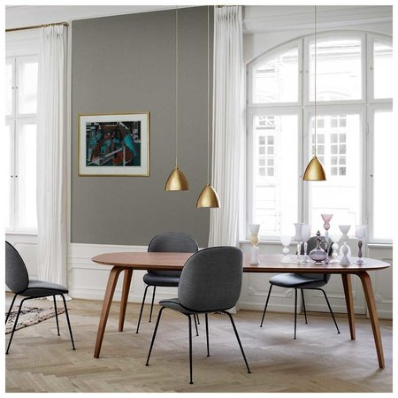 GUBI  ELLIPTICAL DINING TABLE