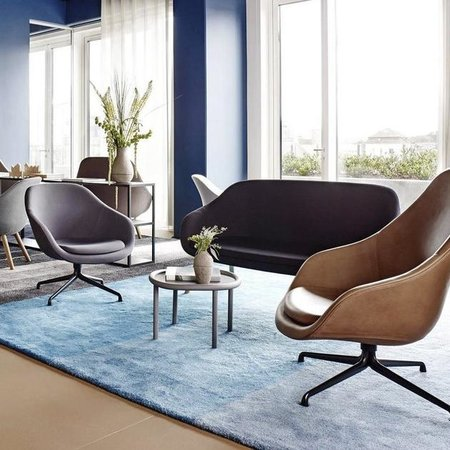 HAY ABOUT A LOUNGE CHAIR HIGH AAL91