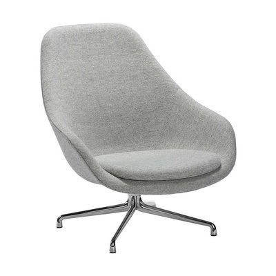 HAY AAL 91 LOUNGE CHAIR HIGH BACK