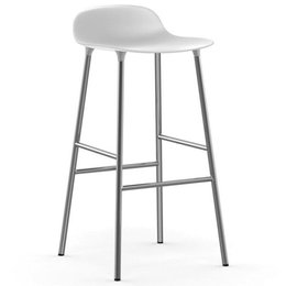 NORMANN COPENHAGEN FORM BARKRUK 65 CM. CHROME