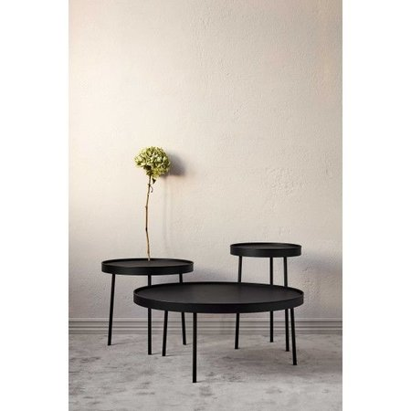 NORTHERN STILK COFFEE/SIDE TABLE (Ø) 35 cm
