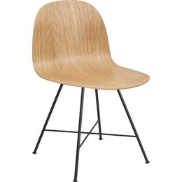 GUBI 2D CHAIR, CENTER BASE