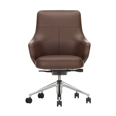 VITRA GRAND EXECUTIVE LOW BACK BUREAUSTOEL