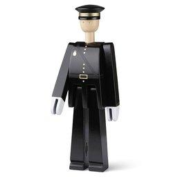 KAY BOJESEN Policeman zwart