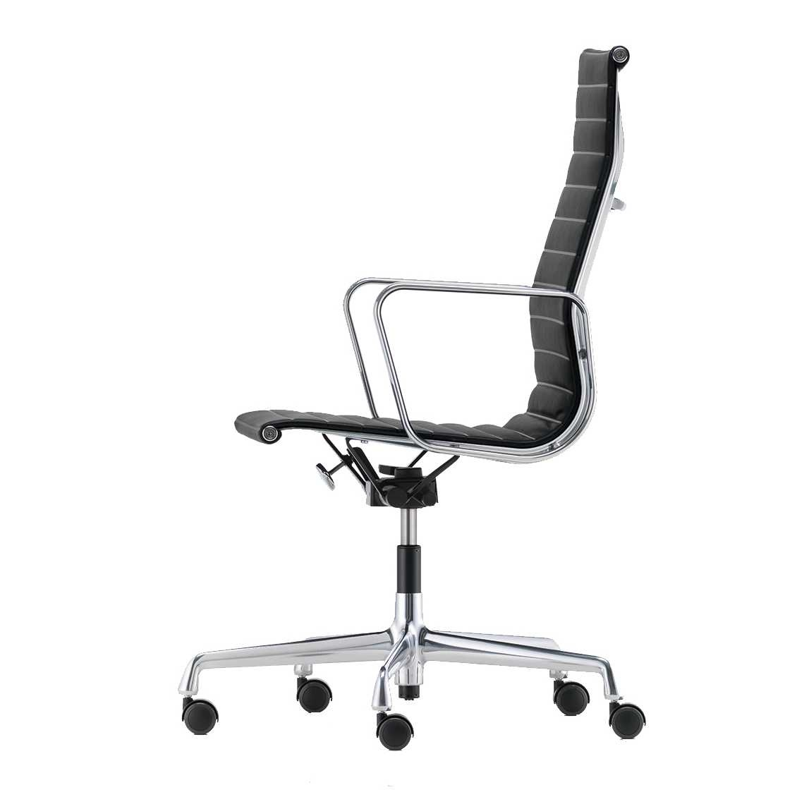 Charles Eames Vitra Bureaustoel.Vitra Aluminium Chair Ea 119 Nordic New