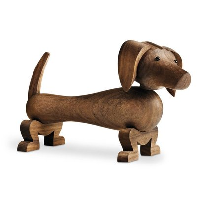 KAY BOJESEN DOG OILED WALNUT