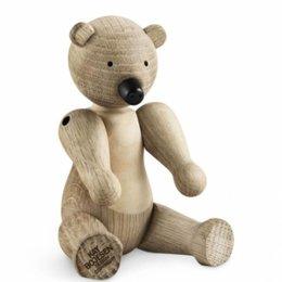 KAY BOJESEN Bear small oak - maple