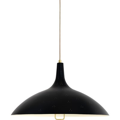 GUBI 1965 PENDANT LAMP, BRASS BASE