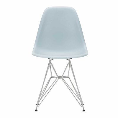 VITRA PLASTIC CHAIR DSR, BASIS CHROOM