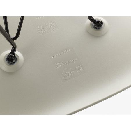 VITRA PLASTIC CHAIR DSR, CHROME BASE
