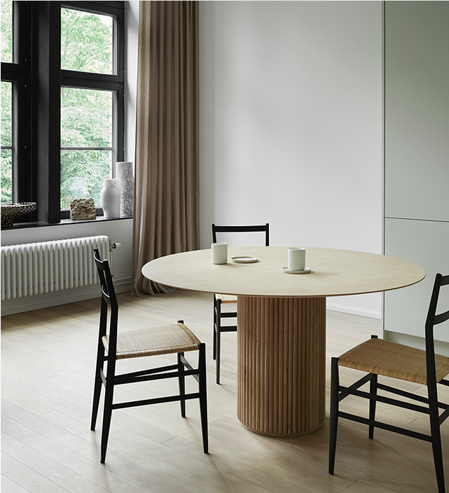 Asplund Gallery Palais Royal Dining Table Nordic New