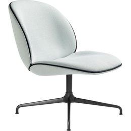 GUBI Beetle lounge stoel - 4 star swivel voet