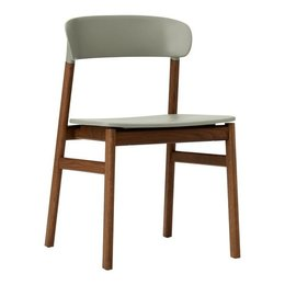 NORMANN COPENHAGEN HERIT CHAIR, SMOKED OAK BASE