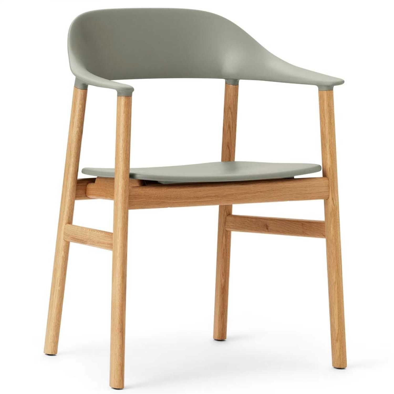 design stoel leuning in zitting