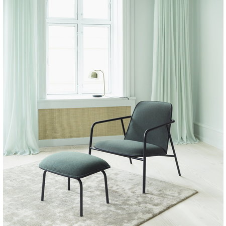 NORMANN COPENHAGEN PAD LOUNGE CHAIR LOW