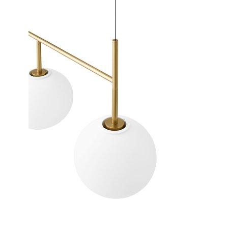 MENU TR BULB SUSPENSION FRAME LAMP 125 CM.