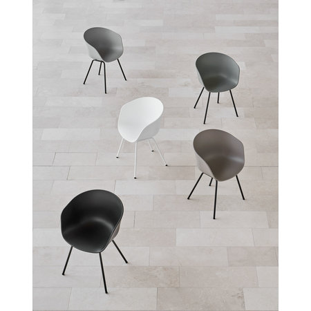 HAY AAC 26 DINING CHAIR, FRONT UPHOLSTERED
