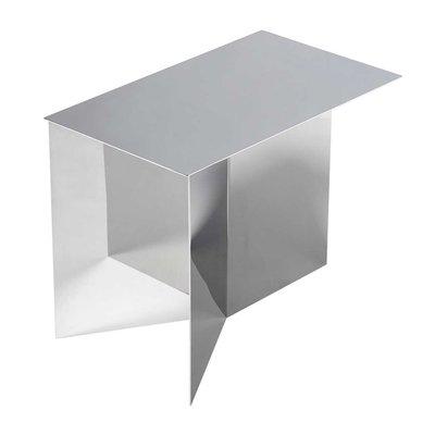 HAY SLIT  SIDE TABLE OBLONG