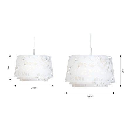LOUIS POULSEN COLLAGE PENDANT LAMP